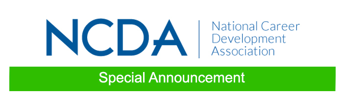 NCDA Special Announcements ebulletin