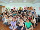 Shanghai instructors fun - July 2015