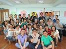 Shanghai instructors fun - July 2015