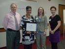Ohio CDA leadership team with guest speaker Carol Vecchio