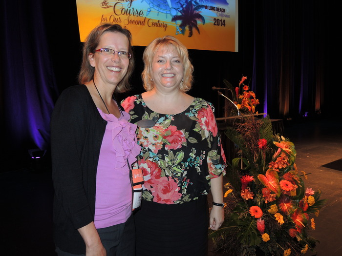 Lisa Severy & Ann Herrmann
