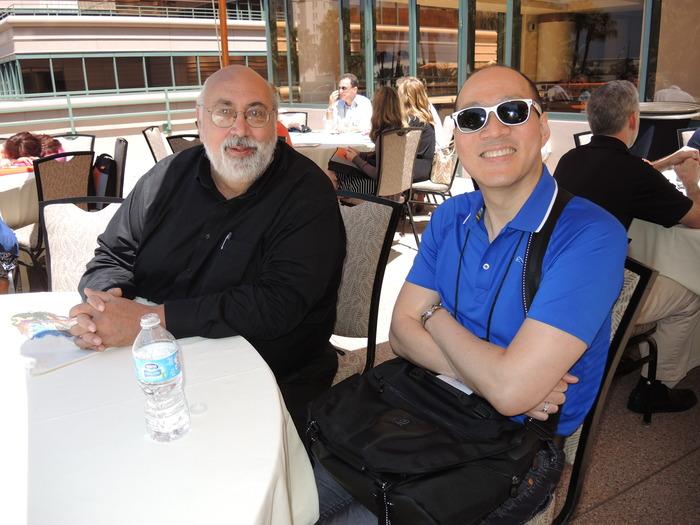 Mark Savickas & Barry Chung
