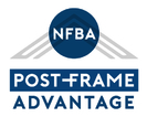 Nfba Sublogos Post Frame Advantage