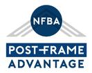 Nfba Sublogos Post Frame Advantage