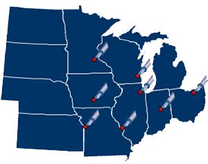 IAACS Region Overview