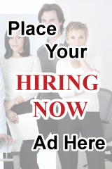Place Your Hiring Now Ad Here