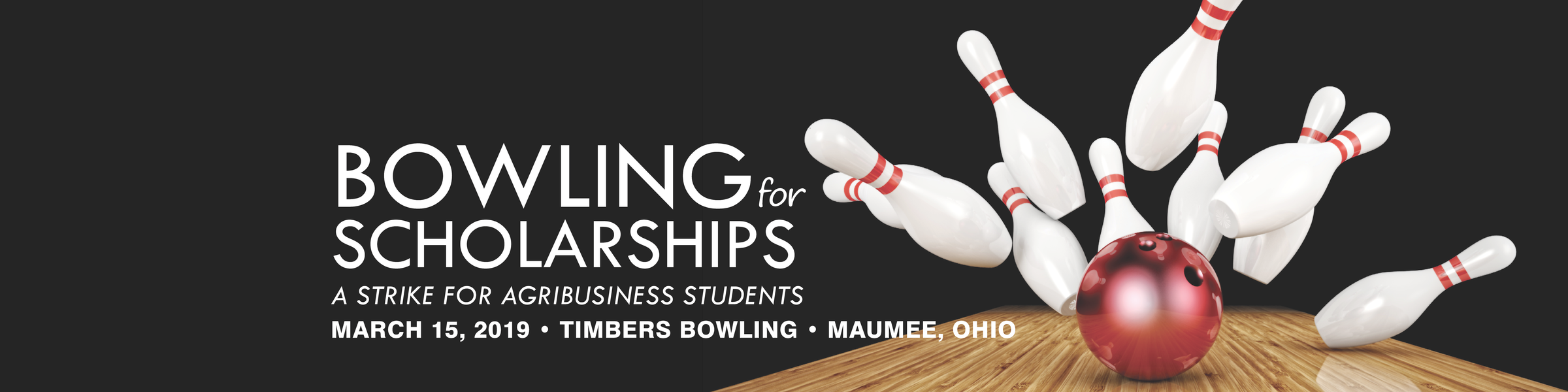 Bowling Website Header