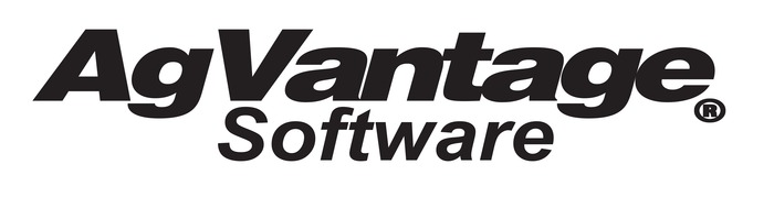 07 Black Agvantage Logo