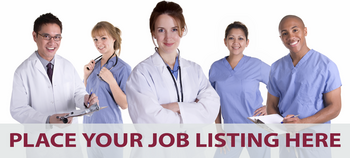 Place Your Job Listing Here