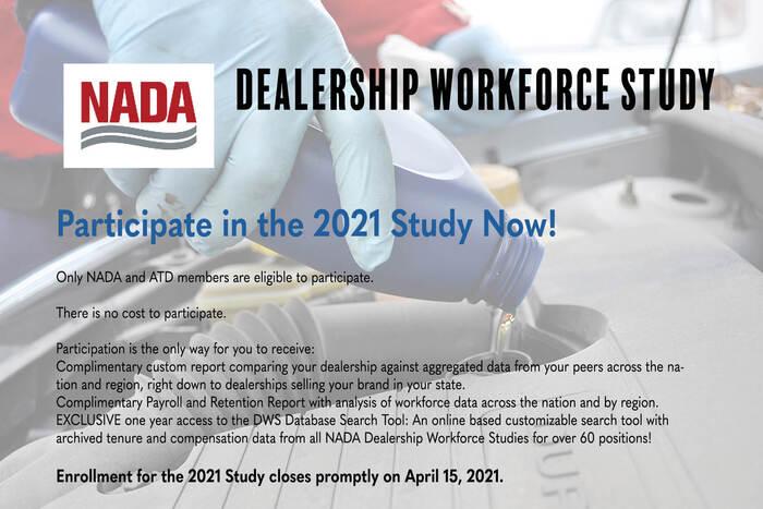 2021 Workforce Study