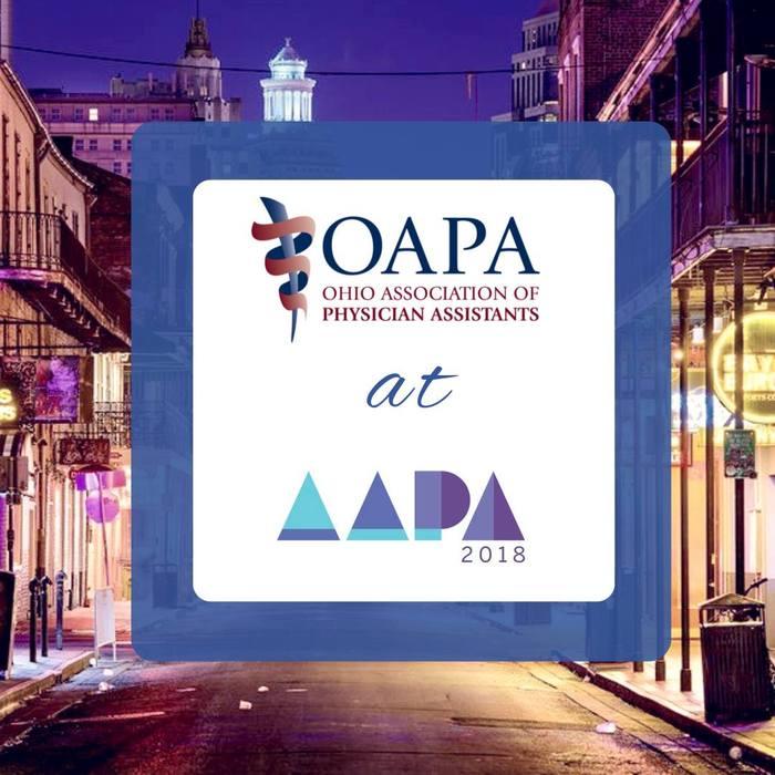 OAPA at AAPA 2018