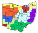 Ohio Districts