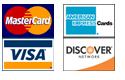 OCTA accepts Visa, MasterCard, American Express and Discover.
