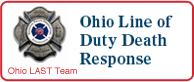 Ohio Line of Duty Death Response