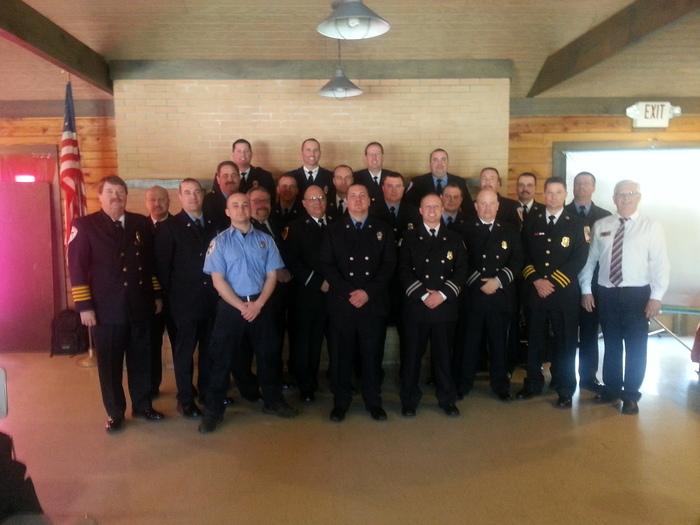 Fire Officer II Class-Boardman Township