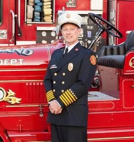 Chief Rick Anderson