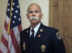 Chief Mark Martin