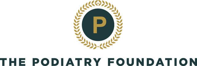 The Podiatry Foundation Logo Rgb
