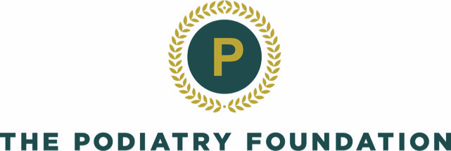 The Podiatry Foundation Logo Cmyk