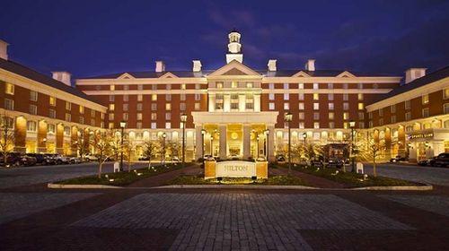 The Columbus Hilton At Easton