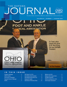 Ohfama Newsletter.Winter.2020.Cover
