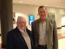 Dan Brroks and Tim Miller PAst Presidents of OHSBCA