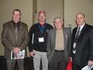 Rod Lindsey Mike Ryan Dick Finn Dave HallPast Presidents