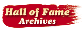 Click for Hall of Fame Archive