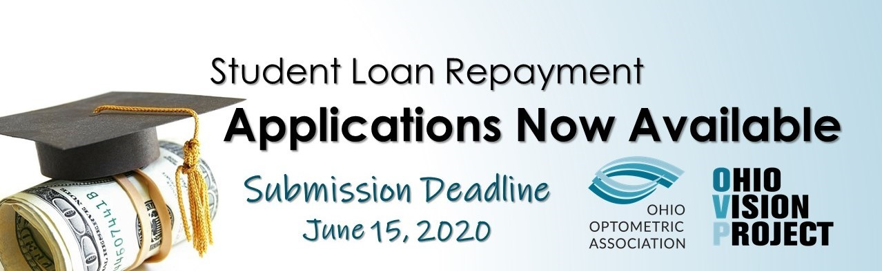 2020 OVP Loan Repayment Applications Available