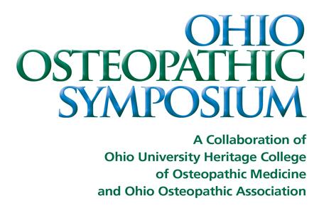 Ohio Osteopathic Symposium.