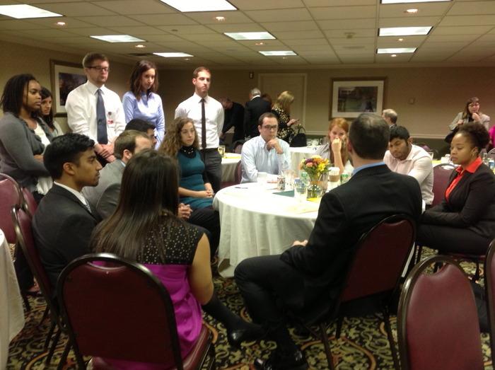 OOA Board and SGA Leadership Workshop