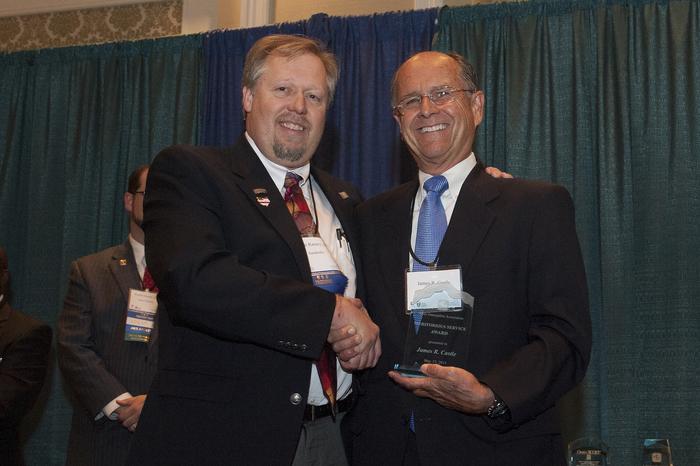 2013 Meritorious Service Award Winner