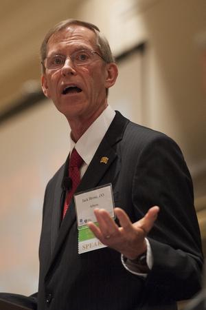 2013 James O. Watson DO Memorial Lecturer