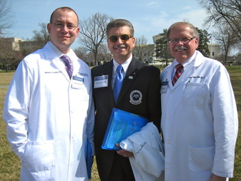 Drs. Harley Juhasz and Martin
