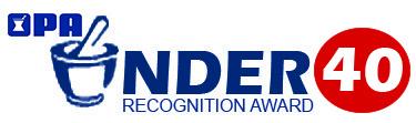 UNDER 40 Award
