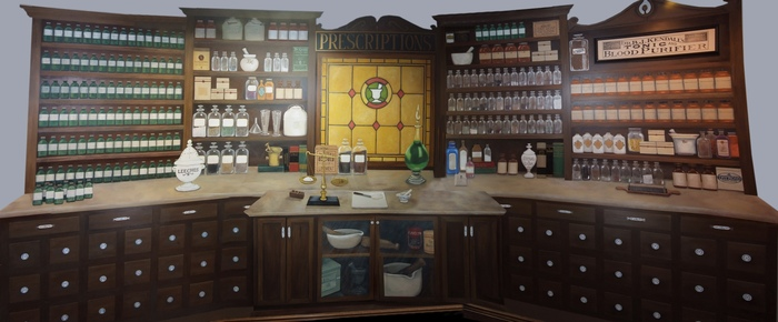 Ohio Pharmacy Donor Mural