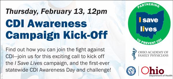 CDI Awareness Kick Off Card