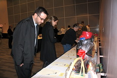 2010 Silent Auction bidders