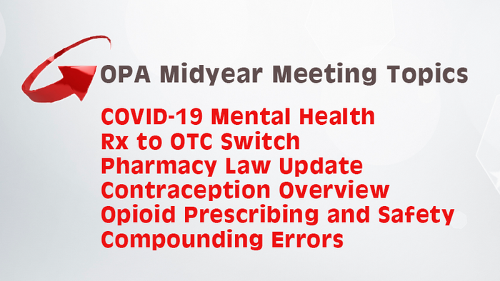 Virtual CPE offered from OPA Midyear Meeting