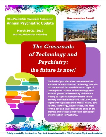 Brochure Psychiatric Update 2019 Front Cover