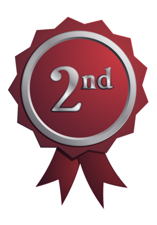 Free Png Badge 2nd Place By Ninahagn D8r7yvs