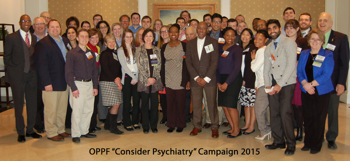Consider Psychiatry 2015 Group Photo