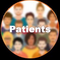 Website Patients Button