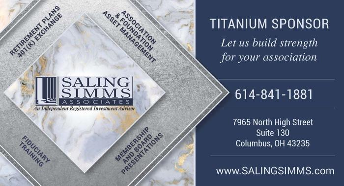 Saling Simms Titanium Sponsor