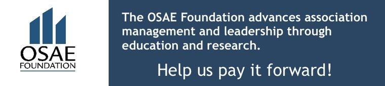 Donate to the OSAE Foundation
