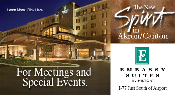 Embassy Suites by Hilton Akron/Canton Airport