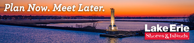 Lake Erie Shores & Islands - Plan Now Meet Later