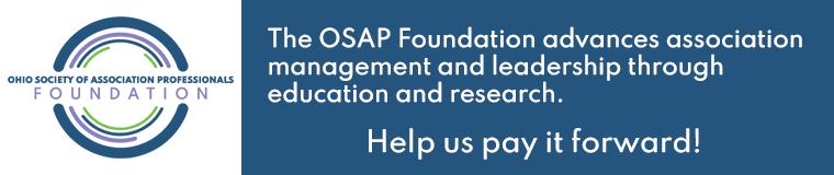 Osap Foundation Advert