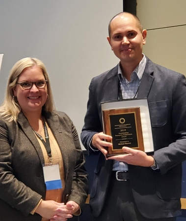 Dr. Michael Morrow Outstanding Researcher Award