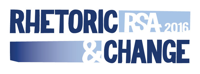Rhetoric Society of America. Click logo for home page.
